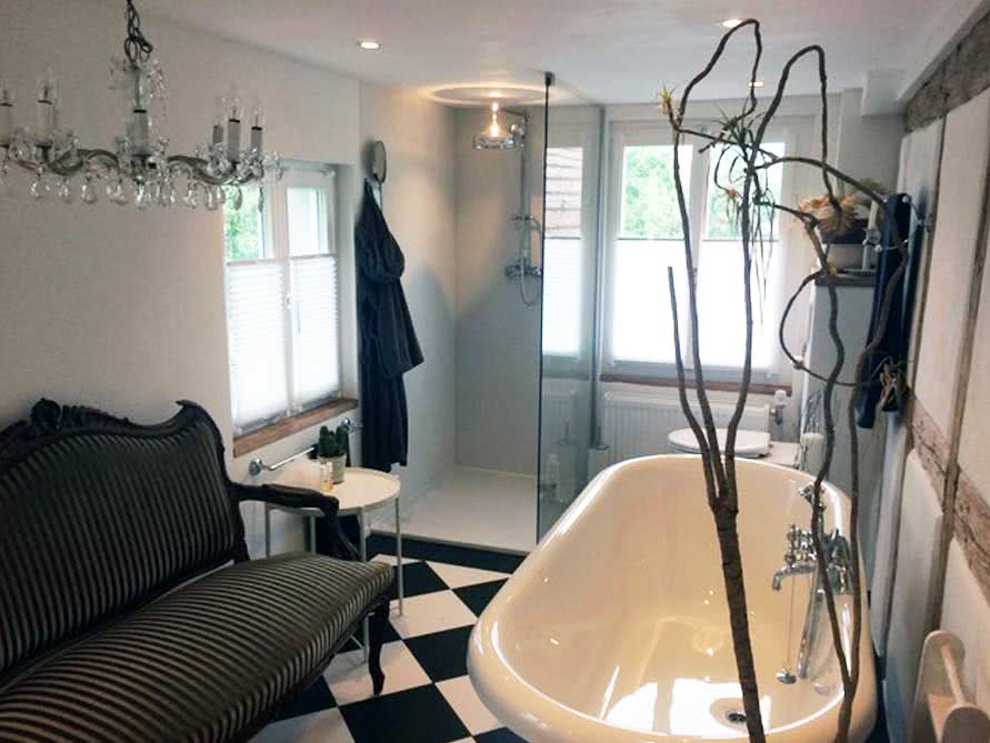 Badezimmer ideen mit der freistehenden badewanne carlton 175 for Badezimmer ideen mit badewanne