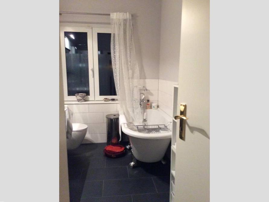 Badezimmer Idee mit der freistehenden Badewanne Derby Big