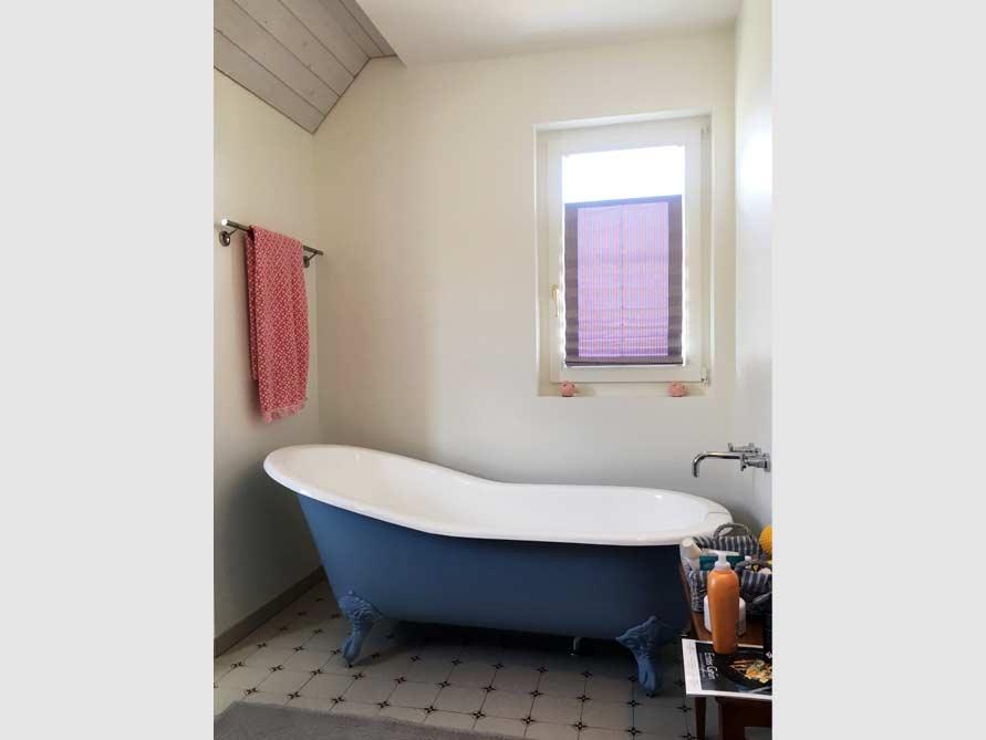 Badezimmer Idee Mit Der Freistehenden Badewanne Liverpool Big. «