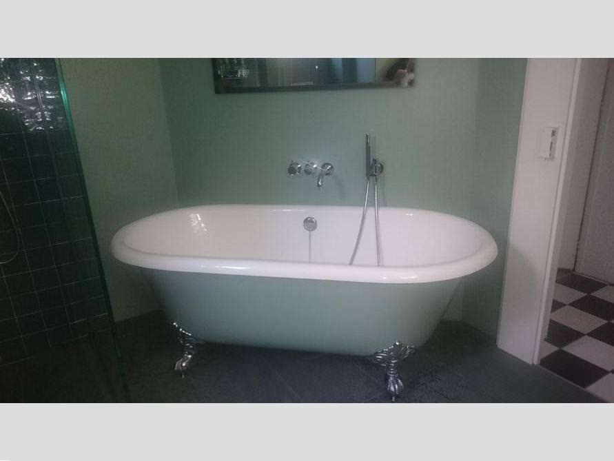 Badezimmer Idee mit der freistehenden Badewanne Manchester