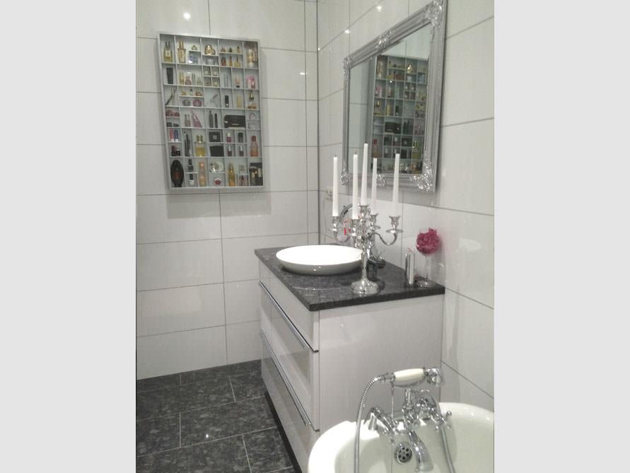 Badezimmer Idee mit der freistehenden Badewanne Oldham