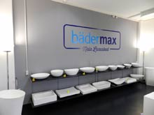 Bädermax Showroom