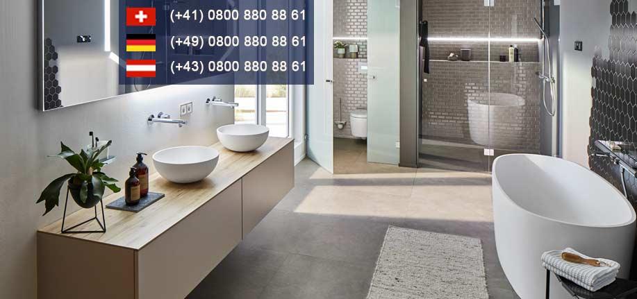 qualit ts waschbecken waschtische aus edlem mineralguss. Black Bedroom Furniture Sets. Home Design Ideas